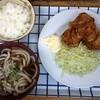 陣 - 料理写真:唐揚定食500円