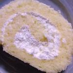 ミロワール - ロールケーキ断面