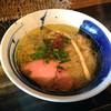 バッチ屋 - 料理写真:鶏だし塩そば650円