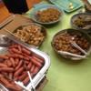 かんぽの宿 - 料理写真:昼食バイキング