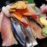 33822728 - 地魚海鮮丼
