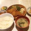 G - 料理写真:アジフライ定食