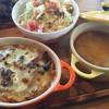 ガレット - 料理写真:ドリアセット