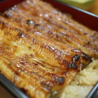 鰻家 - 料理写真:うな重特