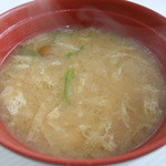 とかち亭 - 味噌汁