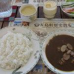 函館カレー エクスプレス - 蘆火野カレー