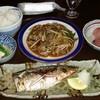 まなべ旅館 - 料理写真:3日目の夕食