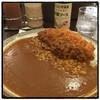 カレーハウス CoCo壱番屋 - 料理写真:手仕込み勝カレー、2辛、ルー多め。 辛い。