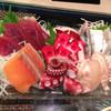 あいざわ - 料理写真:いいとこ刺し盛り 1980円