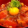 味処 喜作 - 料理写真:かつお丼