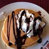 モビーディック - 料理写真:パンケーキ 食べ放題