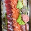 平公屋 - 料理写真:お刺身の盛り合わせ