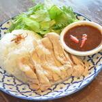 加納食堂 - カオマンガイ
