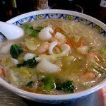 中国ラーメン揚州商人 - 海鮮煮込みラーメン