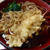 満留賀 - 料理写真:天婦羅そば ¥750