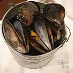 シンプルキッチン - 「バケツムール貝 1kg」 1,890円
