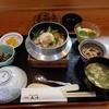 おやじの台所 森崎 - 料理写真:山海釜めし御膳