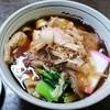長寿庵 - 料理写真:餅入り名古屋