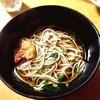 新得そばの館 - 料理写真:年越し蕎麦☆ 新得そばの館で購入した半生蕎麦で(´∀`)