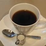 メジャー - ホットコーヒー350円
