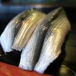 福鮨 - 小鰭