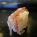 福鮨 - 赤貝ひも