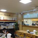 米屋観光センター - 總本店1階にある「なごみ庵」