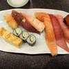 日野寿司 - 料理写真:上にぎり