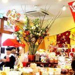 ル・パティシェ ヨコヤマ - お正月仕様の店内!(2014,12/30)