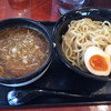 井桁屋 - 料理写真:つけ麺に煮卵