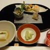 三養荘 - 料理写真:夕食:箸付、八寸