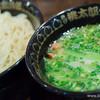 支那そば きび - 料理写真:鶏白湯つけ麺【2014年10月】