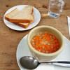 ジェイ クック - 料理写真:ランチのスープ