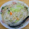タンメンしゃきしゃき - 料理写真:タンぎょうセット【2014年10月】