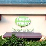 Yogur Story - 外観の風景です
