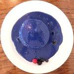 Yogur Story - ウベパンケーキ $12.00