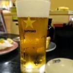 すし 銚子丸 - ドリンク写真: