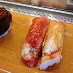 幸寿司 - たらば蟹