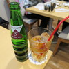 喫茶セブン - ドリンク写真:ジンジャーエール