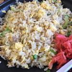 8番らーめん 本店 - 料理写真:炒飯
