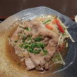 伊都ダイニング - 糸島豚の生姜焼
