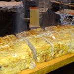 鮨両 - 厚焼き卵焼き