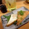 のの字 - 料理写真:2013年4月 厚揚げ焼350円