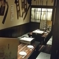 秋田きりたんぽ屋 - 小上がりのお席は18席!掘りごたつで足元もゆったり!