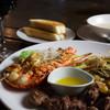 ステーキハウス キャピタル - 料理写真:豪快にたっぷり食べたい方に『ステーキ&ロブスター半尾』