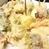 てんてん亭 - 料理写真:てん天盛り合わせ3人前  tempura