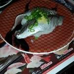 すし銚子丸 - アジも美味しい!