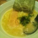 らーめん 円熟屋  - 料理写真:とりラーメン