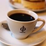 イワタコーヒー店 - 珈琲がいい味だしてるんですよね。