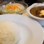 印度カレー 小いけ - チキンカレー